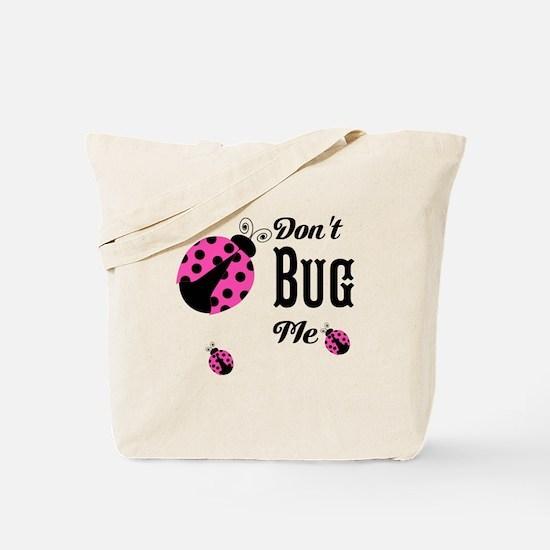 Circles   Polka Dots Neutrals Monogram Tote Bag