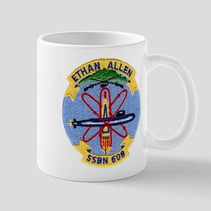 USS ETHAN ALLEN Mug
