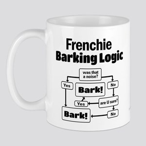 Frenchie Logic Mug