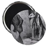 Jack The Ripper Magnets