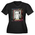 H.P. Lovecraft Plus Size T-Shirt