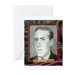 H.P. Lovecraft Greeting Cards