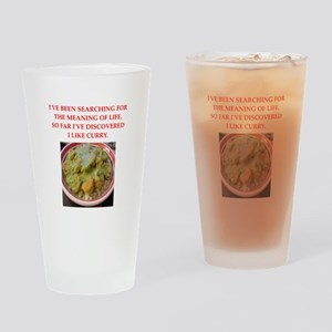 curry Drinking Glass