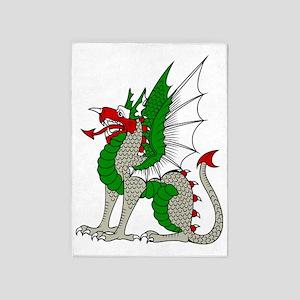 Dragon Segant 5'x7'Area Rug