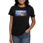 Manhattan Women's Dark T-Shirt