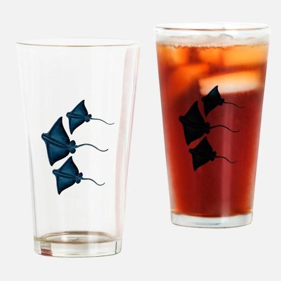 SCHOOL OF RAYS Drinking Glass