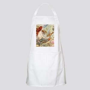 Vintage Mermaid Apron