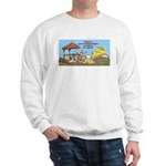 Bulldoze the Smoking Gazebo Sweatshirt