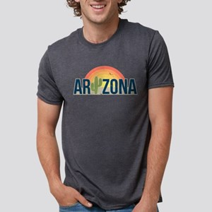 Arizona Mens Tri-blend T-Shirt