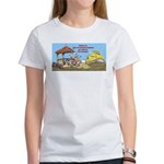 Bulldoze the Smoking Gazebo Women's T-Shirt