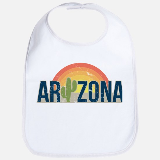 Arizona Cotton Baby Bib