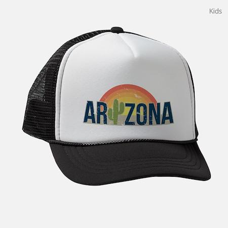 Arizona Kids Trucker Hat