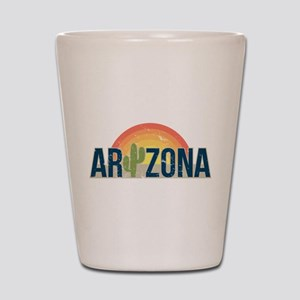 Arizona Shot Glass
