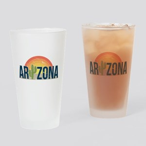 Arizona Drinking Glass