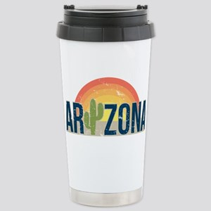 Arizona 16 oz Stainless Steel Travel Mug