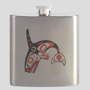 NATURAL LEADER Flask
