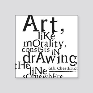 morality Sticker