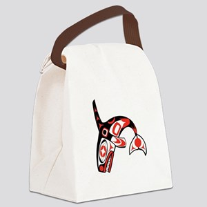 NATURAL LEADER Canvas Lunch Bag