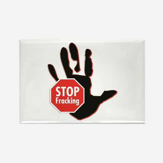 Stop Fracking Hand Magnets