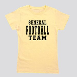 Senegal Football Team Girl's Tee