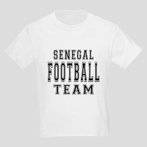 Senegal Football Team Kids Light T-Shirt