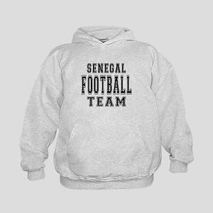 Senegal Football Team Kids Hoodie