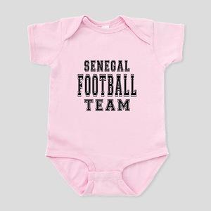 Senegal Football Team Infant Bodysuit
