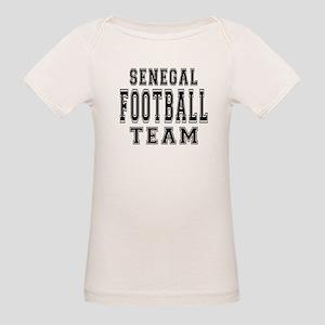 Senegal Football Team Organic Baby T-Shirt