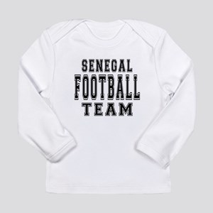 Senegal Football Team Long Sleeve Infant T-Shirt
