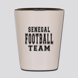 Senegal Football Team Shot Glass