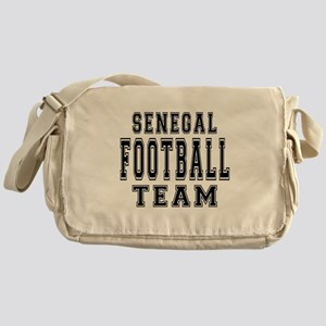 Senegal Football Team Messenger Bag