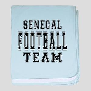 Senegal Football Team baby blanket