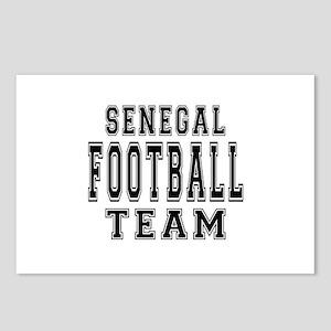 Senegal Football Team Postcards (Package of 8)