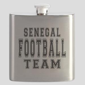 Senegal Football Team Flask