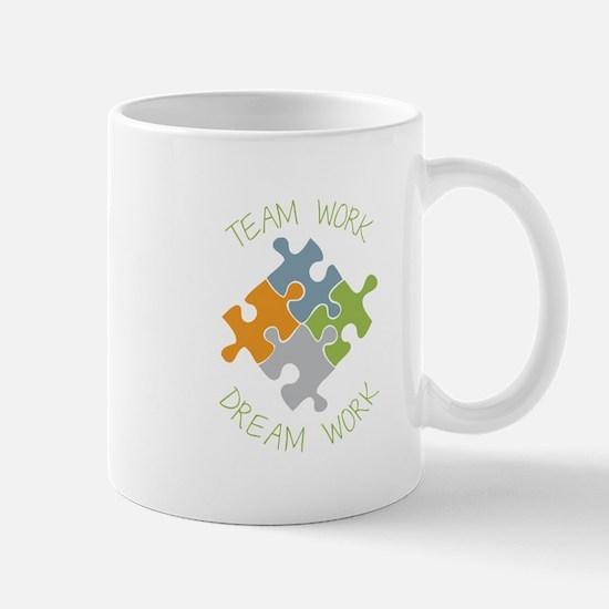 Dream Work Mugs