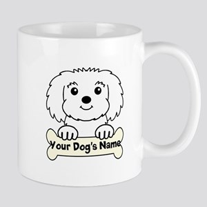Personalized Maltese 11 oz Ceramic Mug