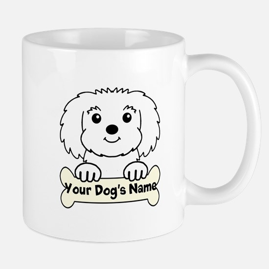 Personalized Maltese Mug