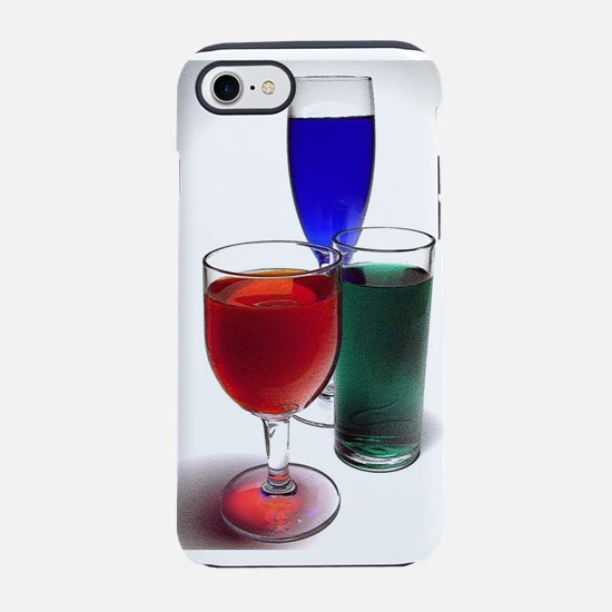 Colored glasses iPhone 7 Tough Case