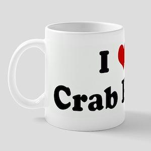 I Love Crab Pots! Mug