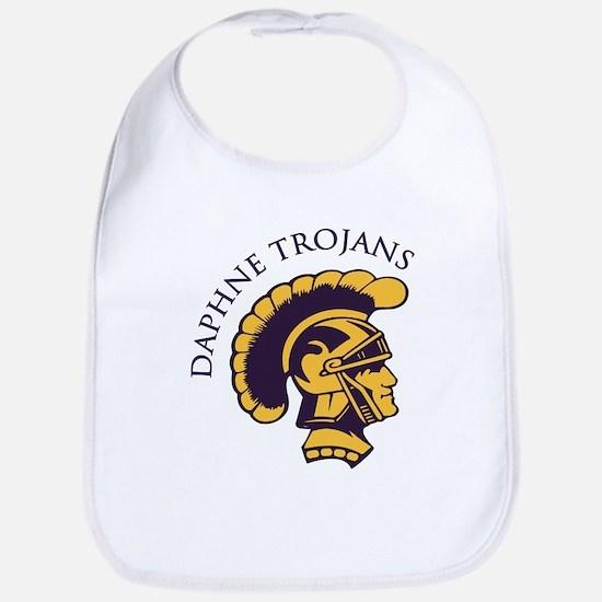 Daphne Trojans Bib