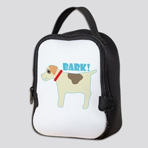 Bark Neoprene Lunch Bag