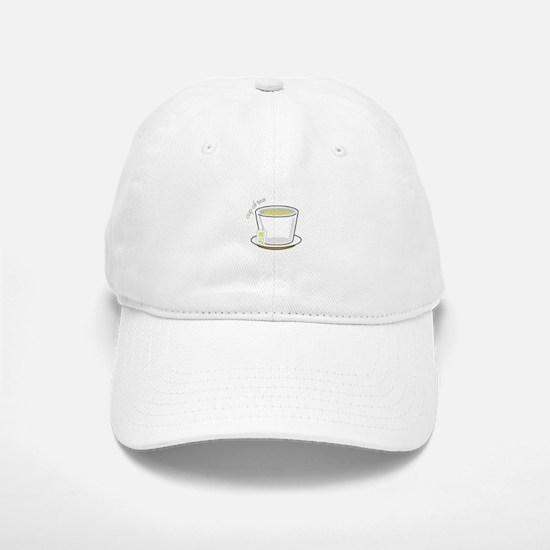 Cup Of Tea Baseball Baseball Baseball Cap