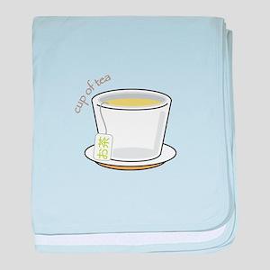 Cup Of Tea baby blanket