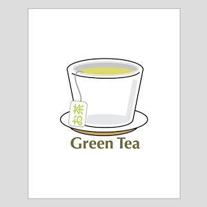 Green Tea Posters