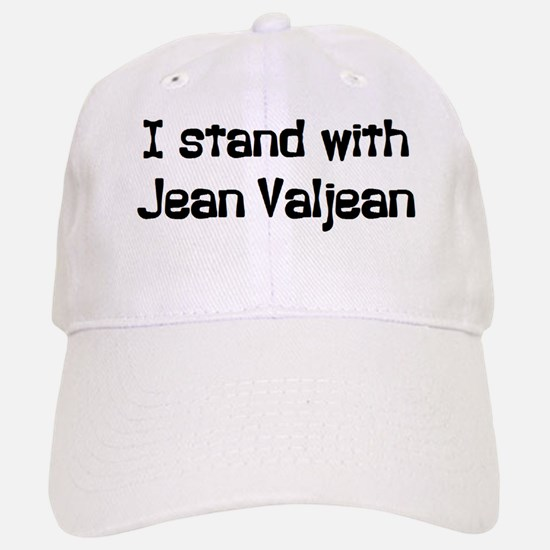 stand with valjean Baseball Baseball Cap