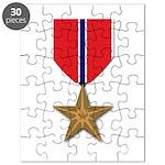 Bronze Star Puzzle