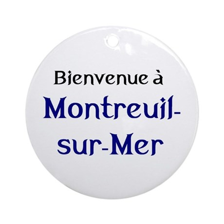 montreuil Ornament (Round)
