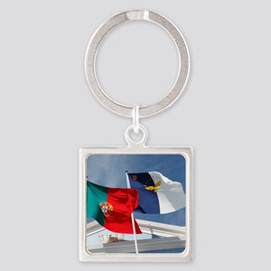 Portugal and Azores Keychains
