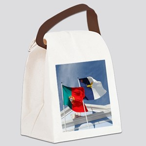 Portugal and Azores Canvas Lunch Bag
