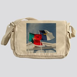 Portugal and Azores Messenger Bag